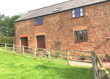 Thumbnail 3 bed barn conversion to rent in Fitzhead, Taunton