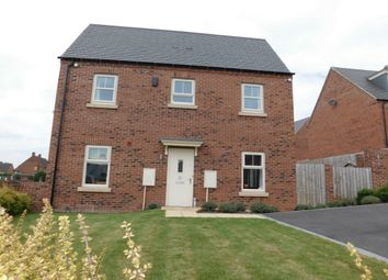 Thumbnail 3 bed detached house for sale in Catkin Close, Midway