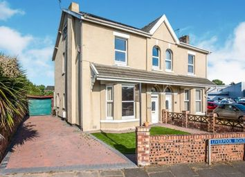 Thumbnail 4 bedroom semi-detached house for sale in Liverpool Road, Ainsdale, Southport, Merseyside