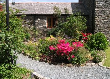 Thumbnail 2 bedroom semi-detached house to rent in The Garden Cottage, Ottery, Tavistock, Devon