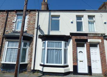 Thumbnail 3 bed terraced house for sale in Teesdale Terrace, Thornaby, Stockton-On-Tees