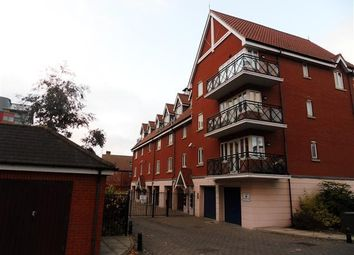 Thumbnail 2 bedroom flat to rent in Neptune Quay, Ipswich