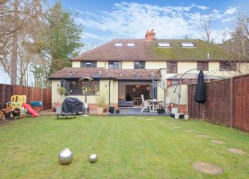 Thumbnail 4 bedroom semi-detached house for sale in Hayley Green, Warfield