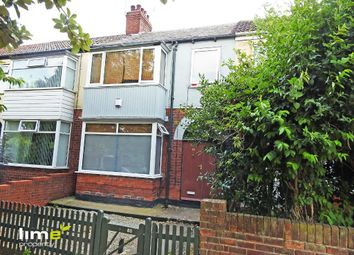 Thumbnail 1 bed terraced house to rent in Clough Road, Hull