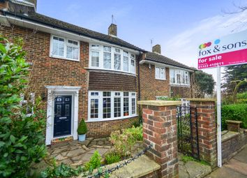 Thumbnail 3 bed terraced house for sale in Enys Road, Eastbourne