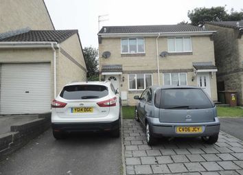 Thumbnail 2 bedroom semi-detached house for sale in Ware Road, Caerphilly