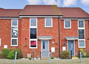 Thumbnail 2 bed terraced house for sale in Quartz Way, Sittingbourne, Kent