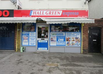 Thumbnail Retail premises to let in School Road, Hall Green