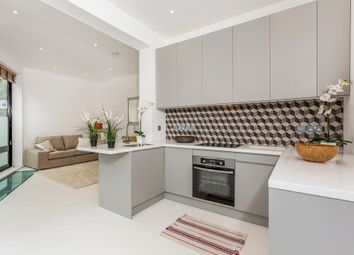 Thumbnail 1 bedroom flat for sale in Dalling Road, London