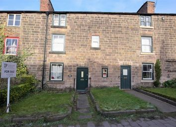 Thumbnail 2 bed cottage for sale in Long Row, Belper, Derbyshire