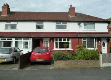 Thumbnail 3 bed terraced house to rent in Ashleigh Road, Timperley