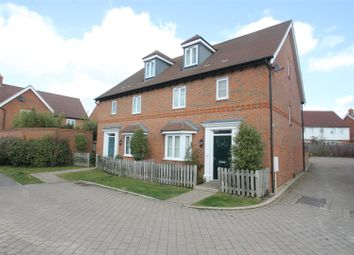 Thumbnail 4 bed semi-detached house for sale in Harding Lane, Broadbridge Heath, Horsham