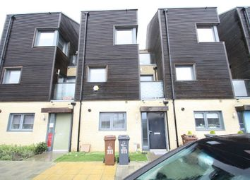 Thumbnail 4 bed terraced house to rent in Galleons Drive, Barking, Essex