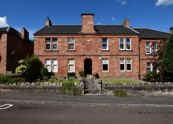 Thumbnail 1 bed flat for sale in Langside Road, Bothwell, Glasgow