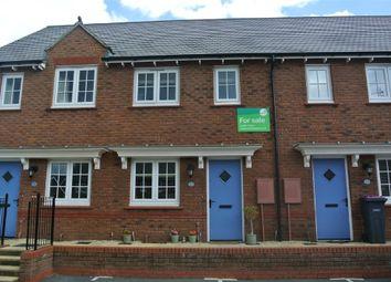 Thumbnail 2 bed terraced house for sale in Maes Y Felin, New Inn, Pontypool