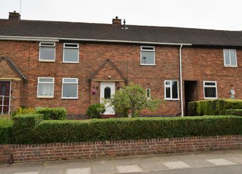 Thumbnail 3 bed terraced house for sale in Gamel Road, Goodwood, Leicester