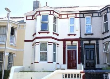 Thumbnail 2 bedroom flat to rent in Alexandra Road, Mutley, Plymouth