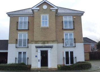 Thumbnail 3 bed flat to rent in Cheldoc Rise, St. Marys Island, Chatham