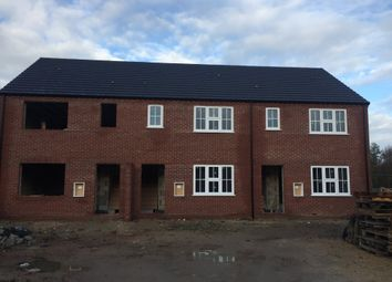 Thumbnail 3 bed terraced house for sale in North End, Swineshead, Boston, Lincs