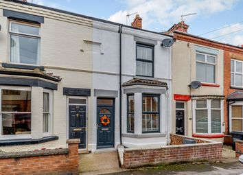 Thumbnail 2 bed terraced house for sale in Hawcliffe Road, Loughborough