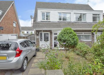 Thumbnail 3 bedroom semi-detached house for sale in Ingleby Road, Long Eaton, Nottingham