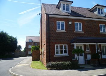 Thumbnail 4 bed semi-detached house for sale in Manor Avenue, Hockliffe, Bedfordshire