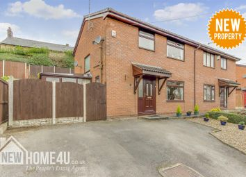 Thumbnail 3 bed semi-detached house for sale in High Street, Pentre Broughton, Wrexham