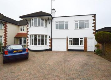 Thumbnail 5 bedroom semi-detached house for sale in Woodgrange Drive, Southend-On-Sea, Thorpe Bay, Essex