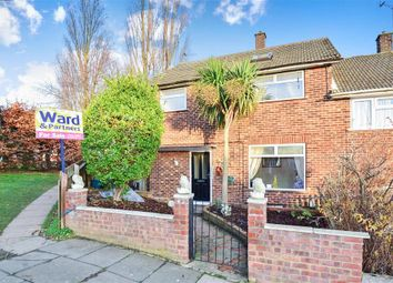 Thumbnail 4 bed end terrace house for sale in Laburnum Road, Strood, Rochester, Kent