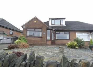 Thumbnail 3 bed semi-detached bungalow for sale in Longshaw Old Road, Billinge