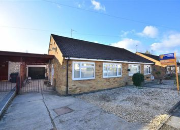 Thumbnail 2 bed bungalow for sale in Bybrook Gardens, Tuffley, Gloucester