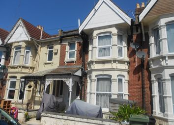 Thumbnail 1 bed terraced house for sale in Shadwell Road, Portsmouth