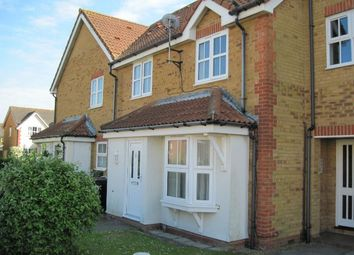 Thumbnail 2 bed terraced house to rent in Quebec Close, Eastbourne