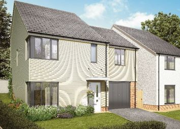 Thumbnail 4 bed link-detached house for sale in Rolston Close, Plymouth