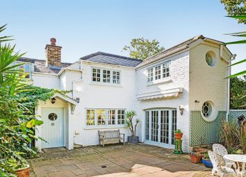 Thumbnail 4 bed property for sale in The Hidden Cottage, Grove Park Terrace, Chiswick