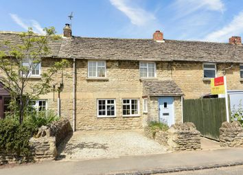 Thumbnail 3 bed cottage for sale in Church Road, Long Hanborough, Witney