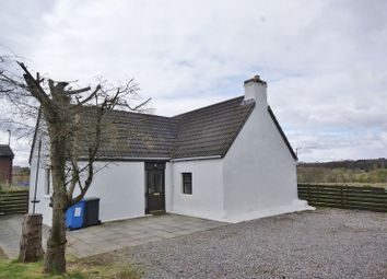 Thumbnail 2 bed cottage to rent in Rowan Cottage Drumsmittal, North Kessock