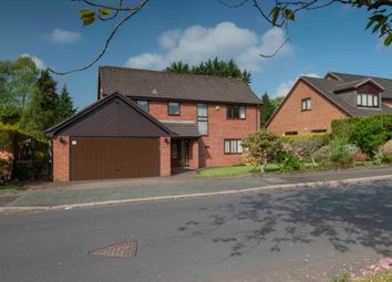 Thumbnail 4 bed detached house for sale in Briksdal Way, Lostock