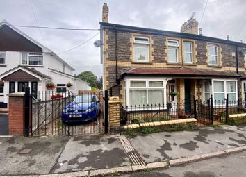 Thumbnail 3 bed end terrace house for sale in Park Street, Abergavenny