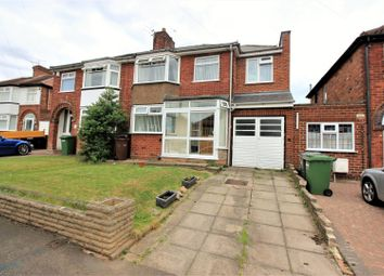 Thumbnail 4 bedroom semi-detached house for sale in Fancourt Avenue, Penn, Wolverhampton