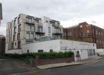 Thumbnail 4 bed flat to rent in Mintern Street, London