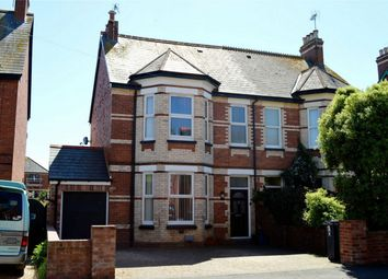 Thumbnail 4 bed semi-detached house for sale in 11 Lyndhurst Road, Exmouth, Devon