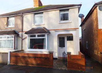 Thumbnail 3 bedroom property to rent in Beckhampton Street, Swindon