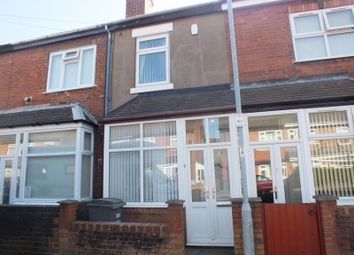 Leonard Street, Burslem, Stoke-On-Trent ST6. 2 bed town house for sale