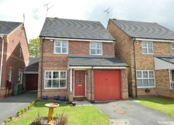 Thumbnail 3 bed detached house for sale in Phillip Drive, Glen Parva, Leicester
