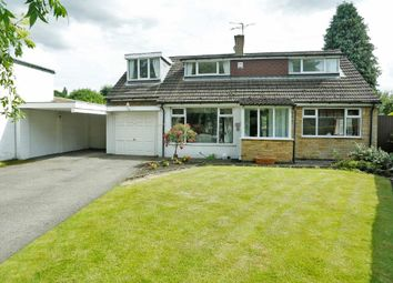 Thumbnail 3 bedroom bungalow for sale in Cosby Road, Countesthorpe, Leicester