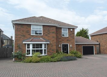 Thumbnail 4 bed detached house for sale in Hullbridge Road, South Woodham Ferrers, Chelmsford