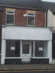 Thumbnail Retail premises to let in Waterloo Road, Stoke-On-Trent