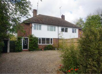 Thumbnail 3 bedroom semi-detached house for sale in Whittington Hill, King's Lynn