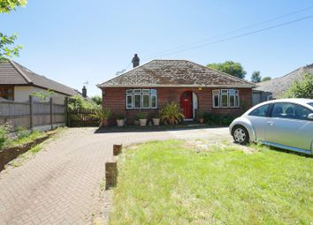 Thumbnail 4 bed detached bungalow for sale in Westcourt Lane, Shepherdswell, Dover